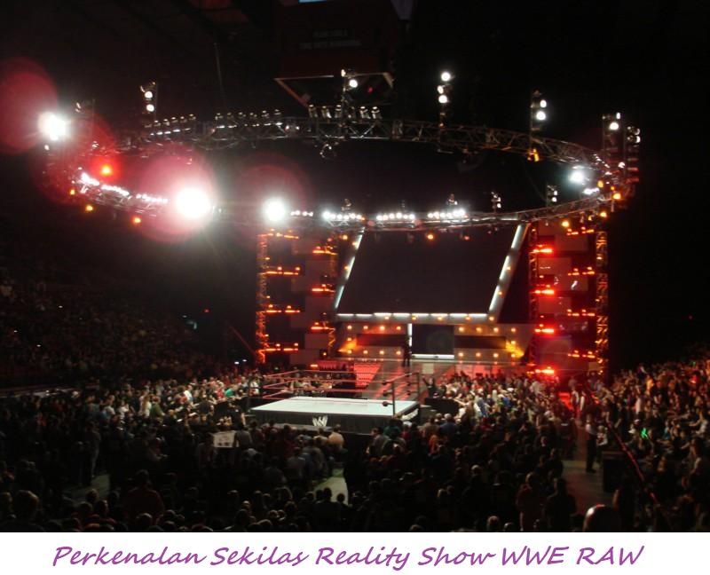 Perkenalan Sekilas Reality Show WWE RAW